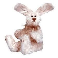 Ty Attic Treasures - Blush Pink Bunny