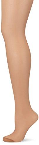 Nur Die Damen Matt Fein Strumpfhose BB Cream Effekt, 711541, 12 DEN, Gr. 48 (Herstellergröße: 44-48=L), Braun (amber 230)