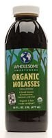 Wholesome Sweetners Organic Blackstrap Molasses (3x16 OZ)