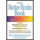 Better Brain Book - Best Tools for Improving Memory & Sharpness & Preventing Aging of the Brain (04) by Perlmutter, David - Colman, Carol [Paperback (2005)]