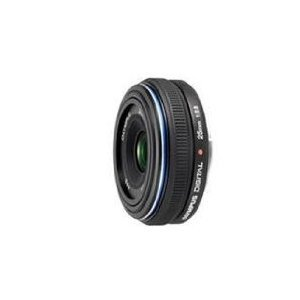 Olympus 25mm f/2.8 Pancake Lens for Olympus Digital SLR Cameras
