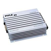 PYLE PLMRA400 400 Watt 4 Channel Waterproof