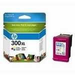 HP 300XL Tri-colour Ink Cartridge: CC644EE