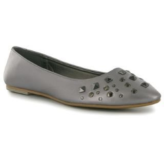 Kangol Studded Ladies Ballet Shoes