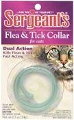 Sergeants Dual-Action Flea and Tick Cat Collar (01123)