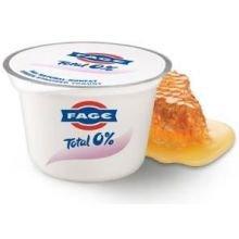 Fage Total Honey Greek Yogurt, 5.3 Ounce -- 12 Per Case.