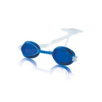 Speedo Youth Splasher Goggles, Blue - Blue Lens - 1