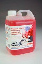 Pressure washer Formula for Caravans & Motorhomes