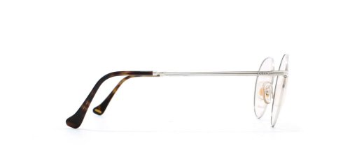 Gucci 1273 02K Silver and Brown Authentic Men - Women Vintage Eyeglasses Frame 3