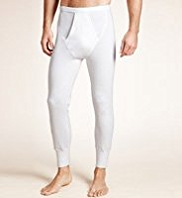 Ribbed Thermal Longpants
