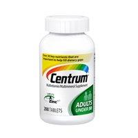 Centrum Base Multivitamin, Adult,