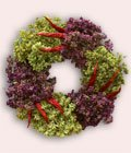 Mama Mia Oregano Wreath