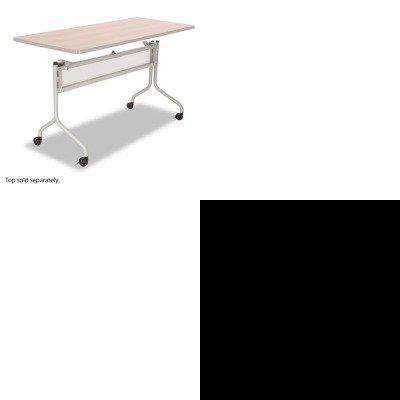 Safco KITBRTTN450SAF2031SL - Value Kit - Safco Impromptu Series Mobile Training Table Base (SAF2031SL) and Brother TN450 TN-45
