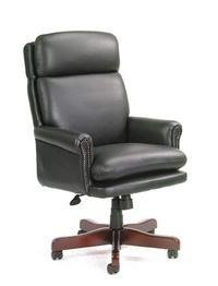Boss Classic Traditional Chair, Black