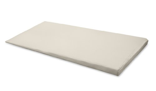 Rio Home Fashions Hi-Lo Memory Incline Foam Mattress Topper/Pad, Queen front-968038