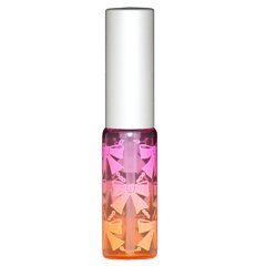 ヒロセ アトマイザー リボン アトマイザー アルミキャップ グラデーションカラー プラスチックポンプ 58206 (ピンク オレンジ)