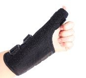 Comfort Care Thumb Support Brace - Left Hand