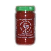 Huey Fong Chili Garlic Sauce 18 Oz