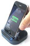 サンコ- iPhone 3G USBクレードル USBIPZ6