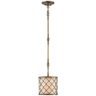 jeweled golden bronze mini pendant light ceiling pendant. Black Bedroom Furniture Sets. Home Design Ideas