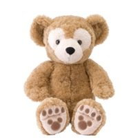 Duffy stuffed S size about 43cm Duffy [Tokyo DisneySea-limited]