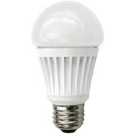 tcp led8e26a1950k led light bulb 8 watt a lamp 40w. Black Bedroom Furniture Sets. Home Design Ideas