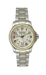 Victorinox Swiss Army Officer's XS Mother-of-pearl Dial Women's watch #241459