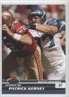 Patrick Kerney Seattle Seahawks (Football Card) 2008 Stadium Club #81 at Amazon.com