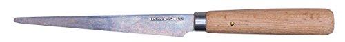 "Kemper F96-X Soft Pliable Steel Blade Fettling Knife, 1.25"" Height, 1.25"" Width, 8.5"" Length"