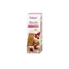 Dukan avoine Biscuits saveur de framboise 6 Packs