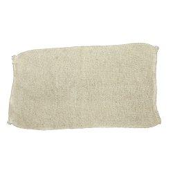 2er Pack Mullwindeln Spucktücher 76 x 76 cm grau weiß