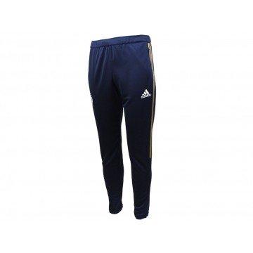 Adidas - Pantaloni tuta squadra francese Olympique de Marseille