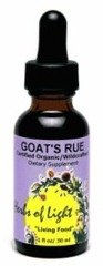 Goats Rue Herbs of Light 1 oz Liquid