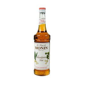 Monin Macadamia Nut Syrup 750ml