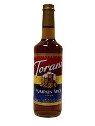 Torani Pumpkin Spice Holiday Syrup