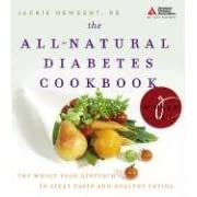The All-Natural Diabetes Cookbook (Paperback)