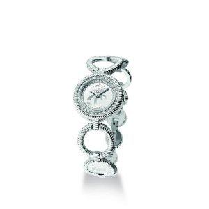 Just Cavalli Women's R7253122515 Stud Quartz Silver Dial Watch