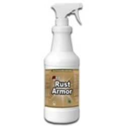 Organic Rust Remover Armor 1-32oz Bottle