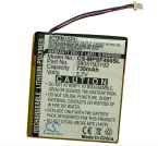Battery for SanDisk Sansa SMDX10R-8192K-P70 View 16GB 32GB 8GB 3.7V 730mAh