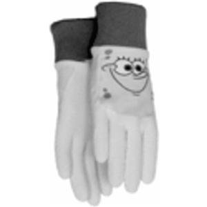 Midwest Glove Ss100K Spongebob Squarepants Kids Gripper Glove, Yellow front-713333