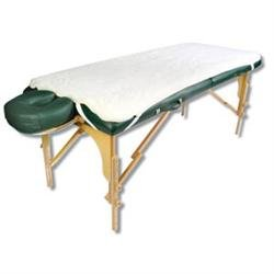 Nrg Fleece Table Pad - Natural front-897978
