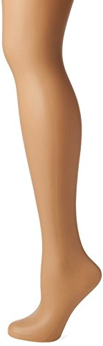 Falke Women's 1 Pair Shelina 12 Denier Ultra Transparent Tights With Shimmer Large Coffee