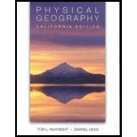 img - for CALIFORNIA PHYSICAL GEOGRAPHY book / textbook / text book