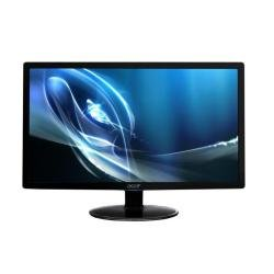 Acer S191HQL  18.5 inch LED TFT Monitor (12000000:1, 5ms, 250cd/m2, Black)