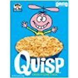 Quaker Quisp Cereal, 8.5-Ounce Boxes (Pack of 12)