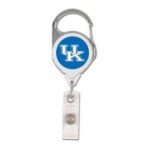 Kentucky Wildcats Retractable Premium Badge Holder front-1012576