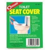 Coghlan's 8915 Toilet Seat Cover (Pack Of 10)