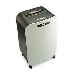 GBC QUARTET ShredMaster Heavy-Duty RDS1713 Strip-Cut Shredder, Charcoal/Gray (Case of 2)