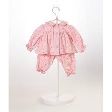 Pink Two Piece Pajamas 2010 Adora Charisma doll outfit