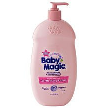 Baby Magic Gentle Baby Lotion, Original Baby Scent, 30 Fl Oz